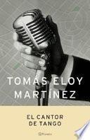 Libro de El Cantor De Tango