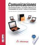 Libro de Comunicaciones   Una Introducción A Las Redes Digitales De Transmisión De Datos Y Señales Isócronas