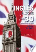 Libro de Inglés Exprés: Inglés De Base