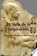 Libro de El Valle De La Inspiración