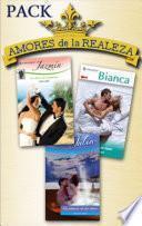 Libro de Pack Amores De La Realeza