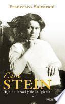 Libro de Edith Stein