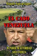 Libro de El Caso Venezuela