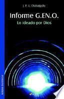 Libro de Informe G.en.o. Lo Ideado Por Dios