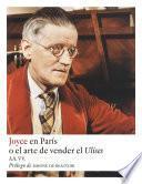 Libro de Joyce En París
