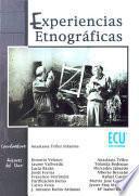 Libro de Experiencias Etnográficas