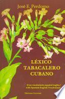 Libro de Lexico Tabacalero Cubano