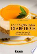 Libro de La Cocina Para Diabéticos