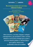 Libro de Catálogo Infantil Juvenil Editorial Verbum