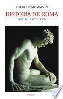 Libro de Historia De Roma. Libro Iv