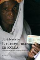 Libro de Los Invisibles De Kolda