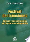 Libro de Festival De Licuaciones