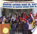 Libro de Martin Luther King Jr. Day