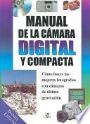 Libro de Manual De La Cámara Digital Y Compacta