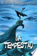 Libro de La Tempestad