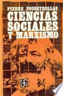 Libro de Ciencias Sociales Y Marxismo