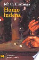 Libro de Homo Ludens