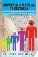 Libro de Herramientas De Aprendizaje Y Productividad