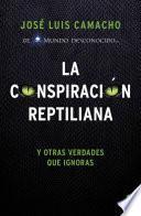 Libro de La Conspiración Reptiliana