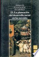 Libro de Antología De La Planeación En México