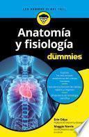 Libro de Anatomía Y Fisiología Para Dummies