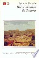 Libro de Breve Historia De Sonora