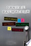Libro de Historias De Letras, Palabras Y Frases