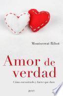 Libro de Amor De Verdad