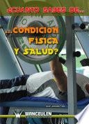 Libro de ¿cuánto Sabes De Condición Física Y Salud?
