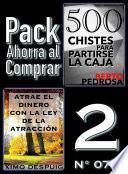 Libro de Pack Ahorra Al Comprar 2 (nº 071)
