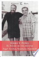 Libro de Gabo Y Fidel