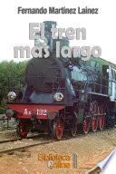 Libro de El Tren Más Largo