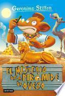 Libro de El Misterio De La Pirámide De Queso