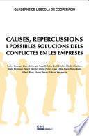 Libro de Causes, Repercussions I Possibles Solucions Dels Conflictes En Les Empreses