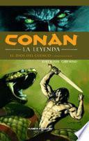 Libro de Conan La Leyenda