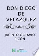 Libro de Don Diego De Velazquez