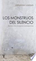 Libro de Los Monstruos Del Silencio