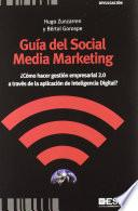 Libro de Guía Del Social Media Marketing