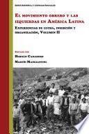 Libro de El Movimiento Obrero Y Las Izquierdas En América Latina