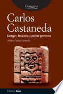 Libro de Carlos Castaneda. Drogas, Brujería Y Poder Personal.