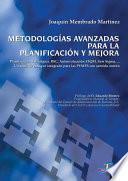 Libro de Metodolosgías Avanzadas Para La Planificación Y Mejora