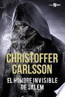 Libro de El Hombre Invisible De Salem