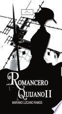 Libro de Romancero Quijano