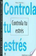 Libro de Controla Tu Estrés