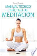Libro de Manual Teórico Práctico De Meditación