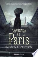 Libro de Invierno En París