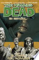 Libro de The Walking Dead Vol. 4 Spanish Edition
