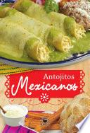 Libro de Antojitos Mexicanos
