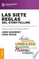 Libro de Siete Reglas Del Storytelling, Las