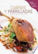 Libro de Carnes Y Parrilladas